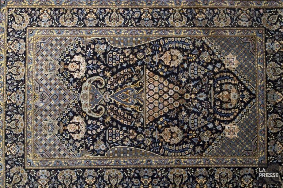 les secrets du tapis oriental lapresseca - Tapis Persan Moderne