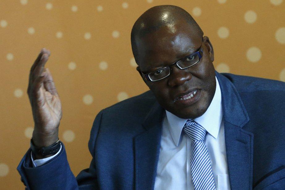 Le ministre des Finances du Zimbabwe, Tendai Biti.... (Photo Mike Hutchings, Reuters)