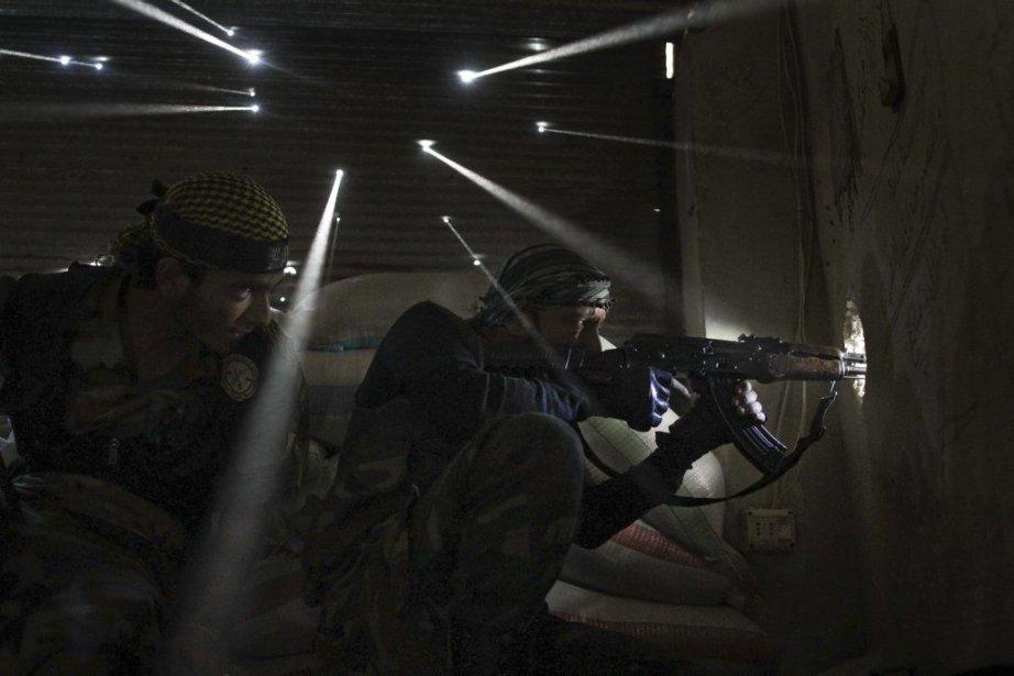 La photographie de Javier Manzano... (Photo: AFP)