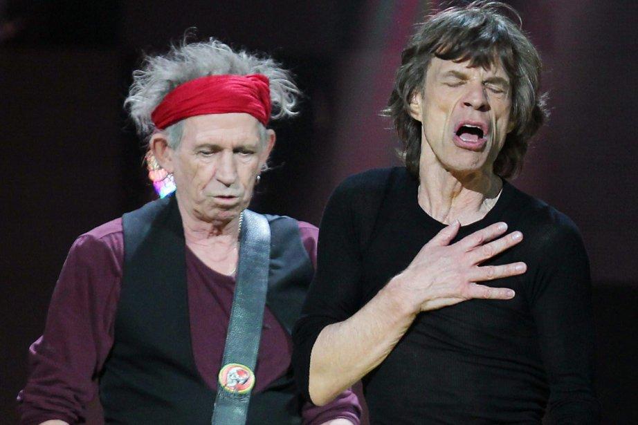 C'est confirmé: les Rolling Stones joueront au Centre Bell le... (Photo: Starpix)