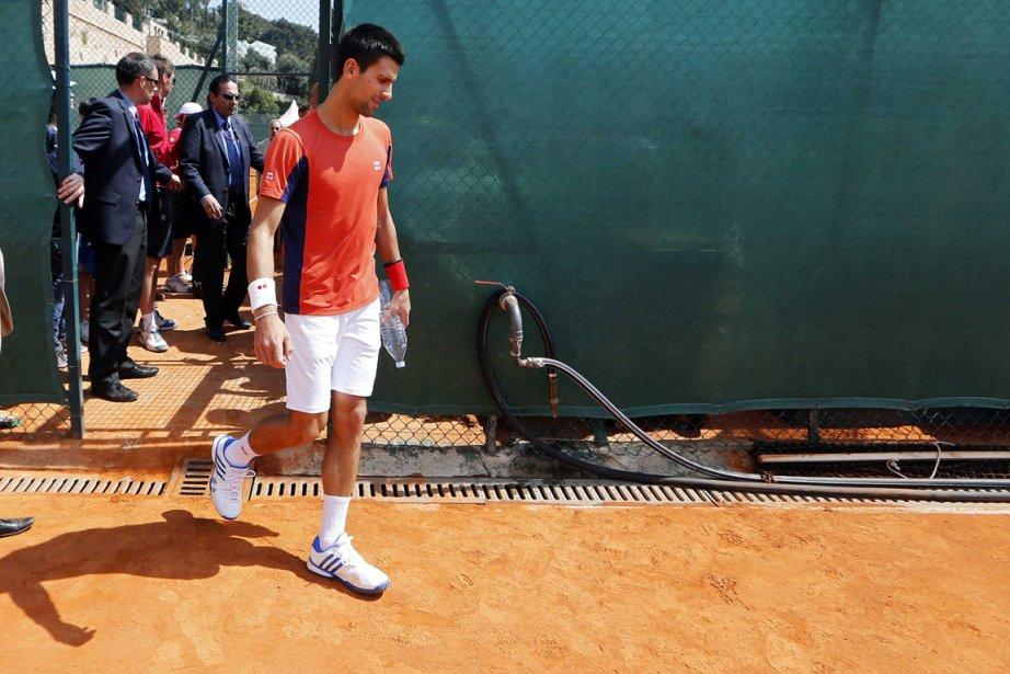 Novak Djokovic va lancer sa saison sur terre... (Photo Eric Gaillard, Reuters)