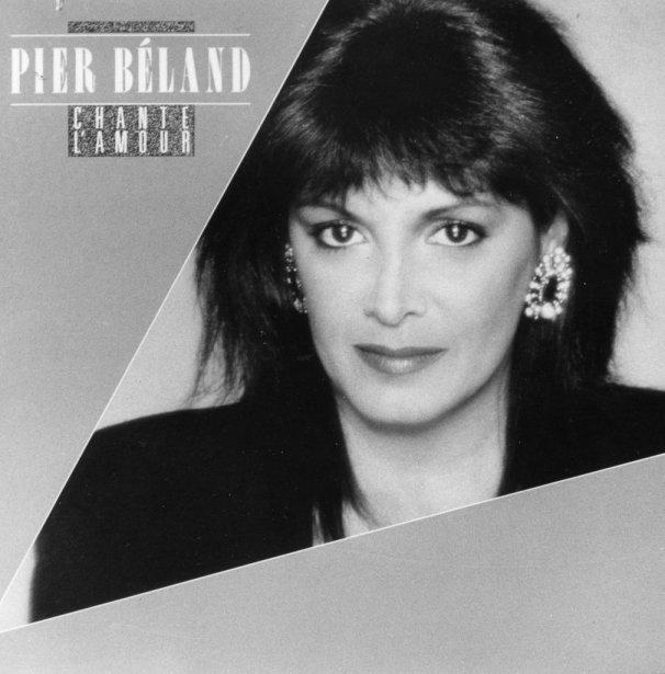Pochette du disque «Pier Béland chante l'amour» lancé en mai 1988. | 16 avril 2013