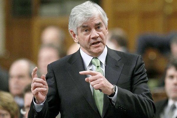 Lawrence Cannon, ambassadeur du Canada à Paris... (Photo: Reuters)
