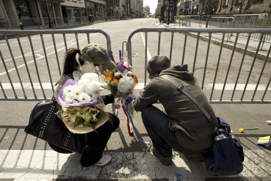Le double attentat de Boston coïncide avec une série de dates... (Photo AFP)