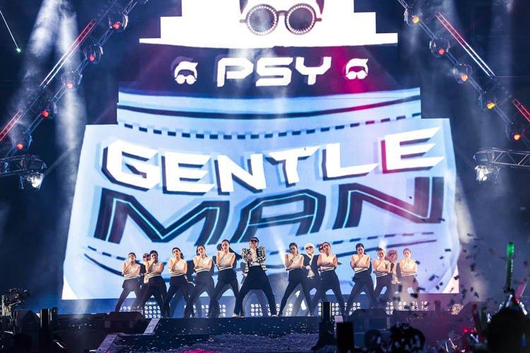 La nouvelle vidéo de Psy a passé mercredi le cap des 100... (Photo: Reuters)