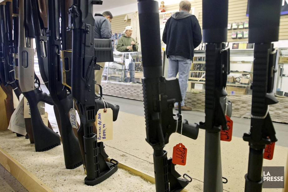 La réforme des lois sur les armes promue... (PHOTO RALPH D. FRESO, ARCHIVES REUTERS)