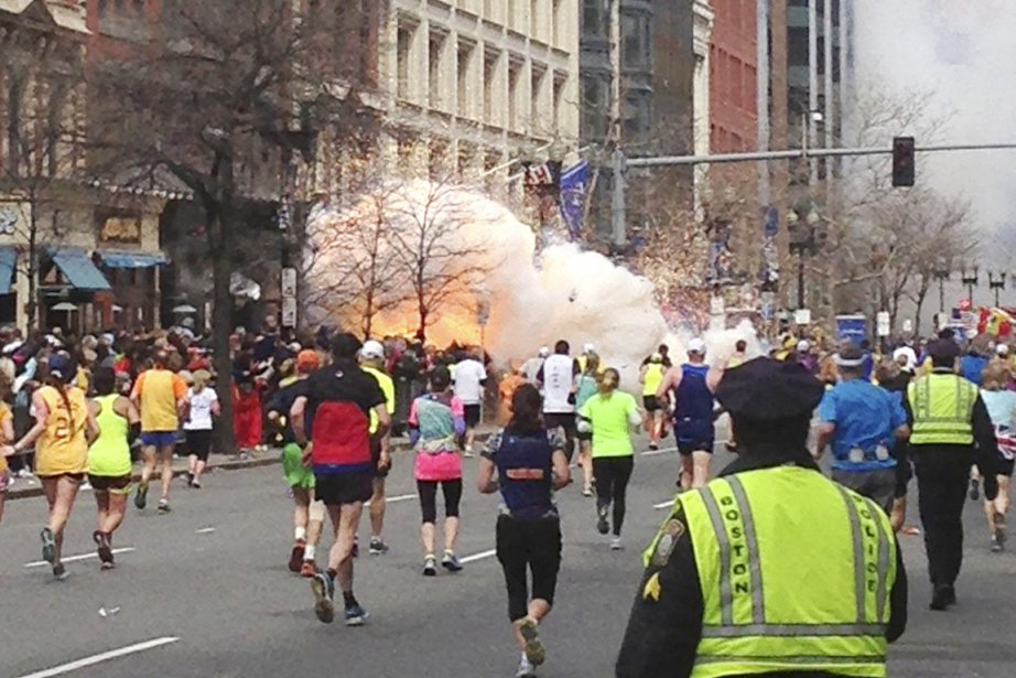 Le double attentat survenu à l'occasion du marathon... (PHOTO DAN LAMPARIELLO, ARCHIVES REUTERS)
