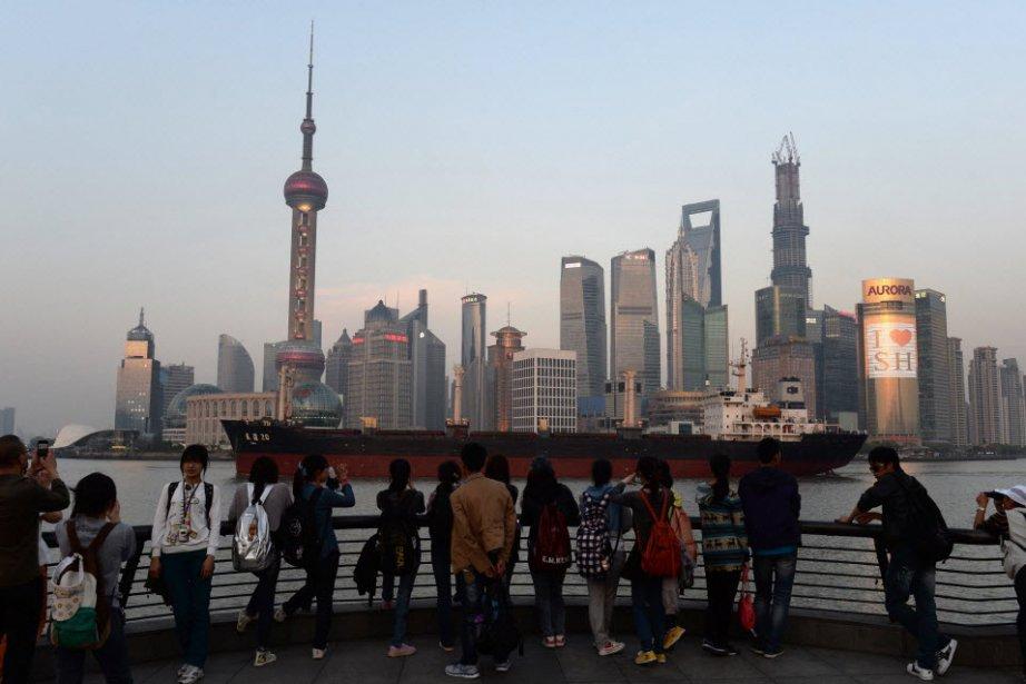 Deux banques chinoises se sont hissées en tête du classement des entreprises...