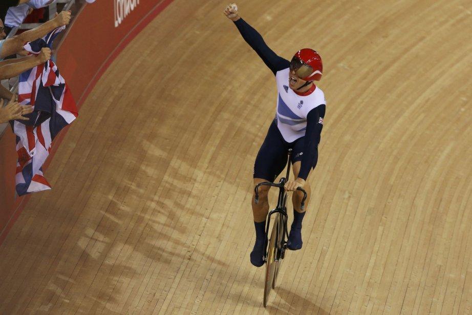 Chris Hoy... (Photo Stefano Rellandini, Reuters)