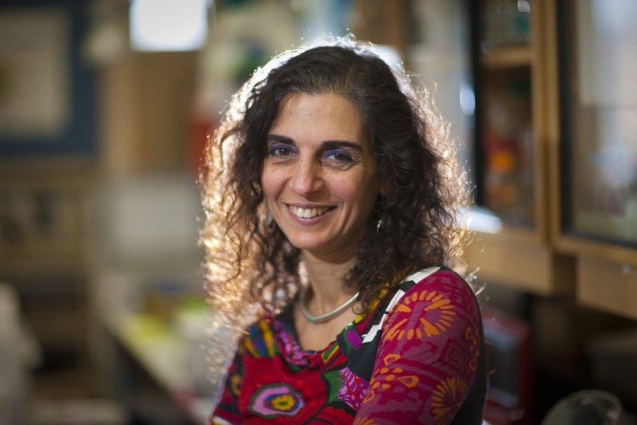 Le professeure Nada Jabado.... (PHOTO ANDRÉ PICHETTE, LA PRESSE)