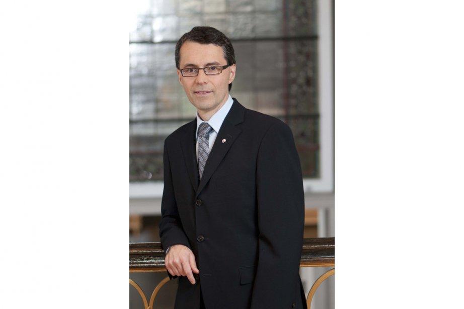 Le docteur Jean-Claude Tardif... (PHOTO FOURNIE PAR JEAN-CLAUDE TARDIF)