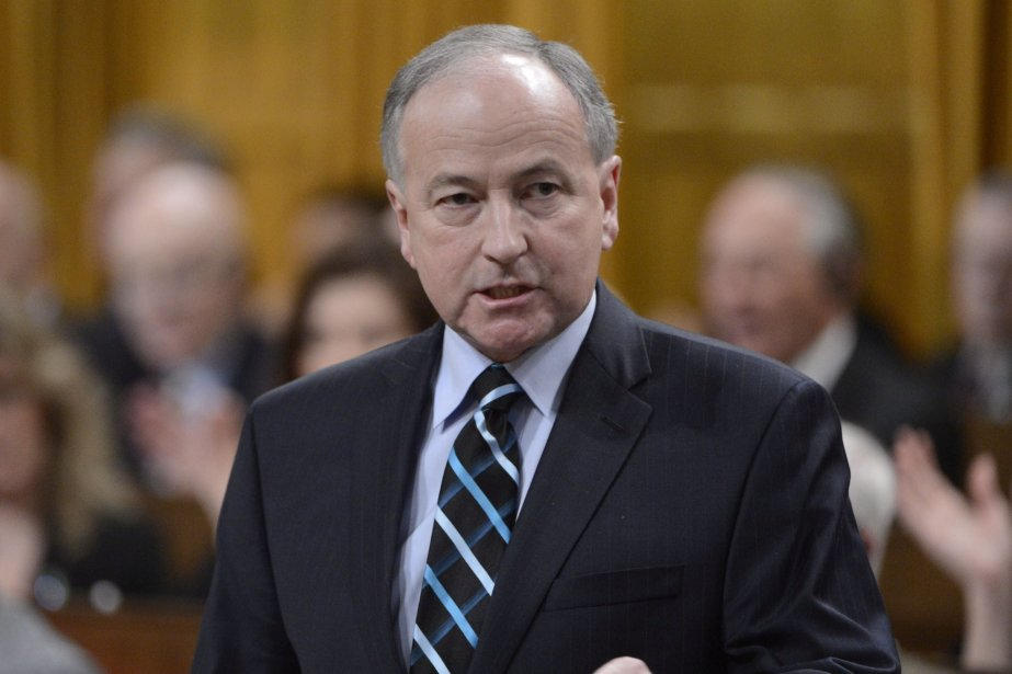 Le ministre de la Justice du Canada, Rob... (Photo Adrian Wyld, La Presse Canadienne)