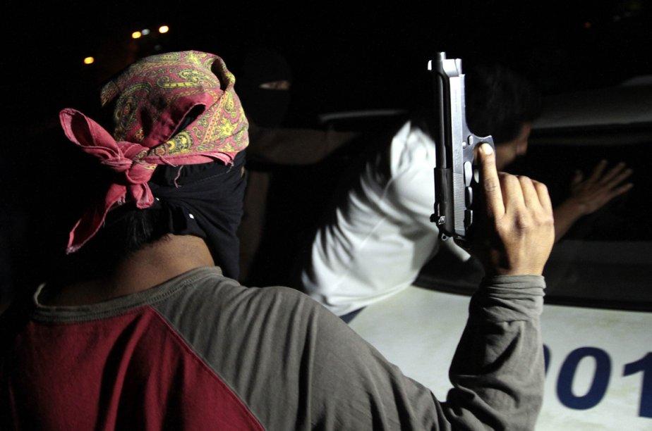 Les cartels mexicains ne lésinent pas sur les... (Photo archives AFP)