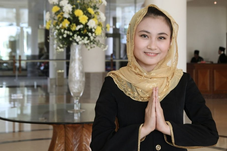 Les établissements halal peuvent proposer des menus adaptés,des... (Photo erwinova)