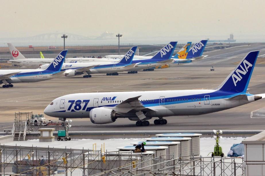 Une dizaine de compagnies aériennes asiatiques à bas... (PHOTO YOSHIKAZU TSUNO, AFP)