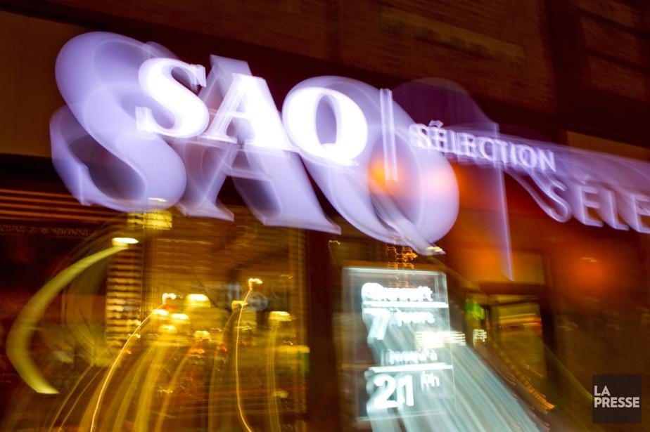La SAQ a mis en vente, les jeudis 4... (Photo Alain Roberge, archives La Presse)