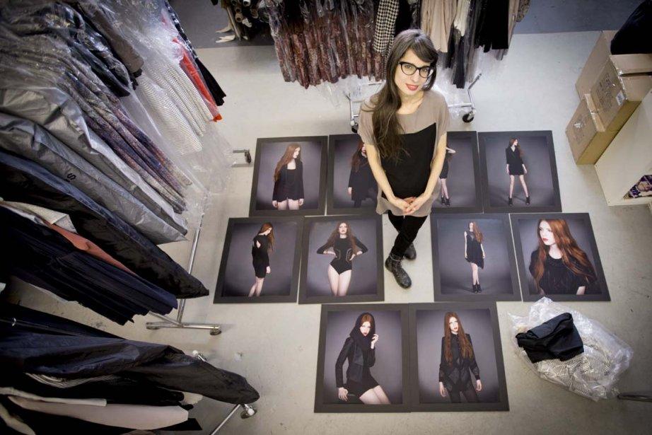 Valérie Dumaine, designer....