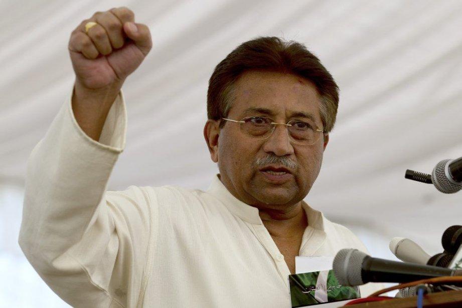 PervezMusharraf... (Photo archives AP)