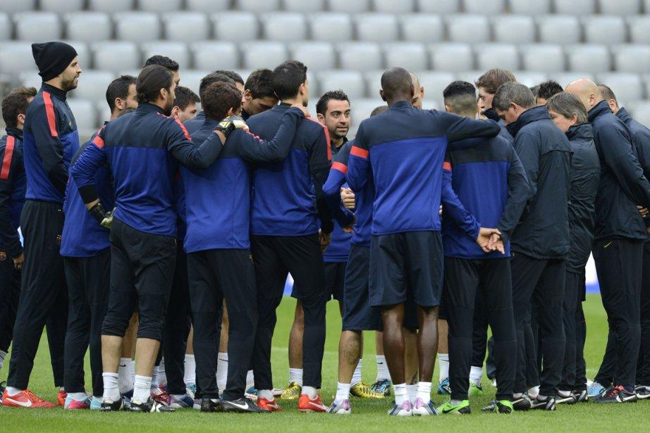 N'en déplaise au FC Barcelone, à sa dernière... (Photo Christof Stache, AFP)