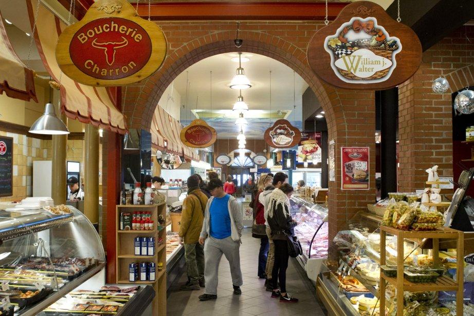 Le marché public de Saint-Hyacinthe.... (Photo Robert Skinner, La Presse)