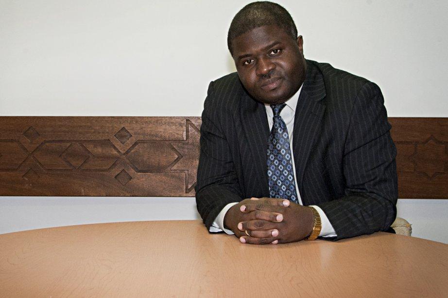 Donald Jean, directeur du webzine Média Mosaïque.... (Photo: Anne Gauthier, La Presse)