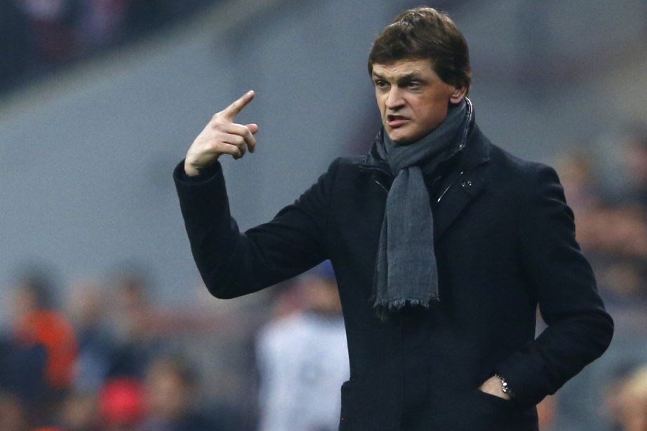 L'entraîneur du FC Barcelone, Tito Vilanova.... (Photo : Michael Dalder, archives Reuters)