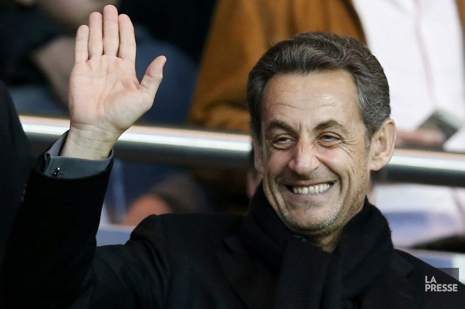 L'ancien président français Nicolas Sarkozy a affirmé sa... (Photo Archives Reuters)