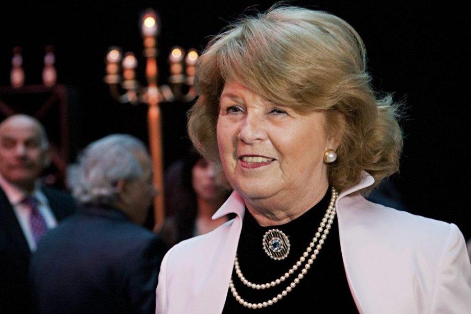 La présidente de la Croix-Rouge bavaroise, la princesse Christa von... | 2013-04-26 00:00:00.000