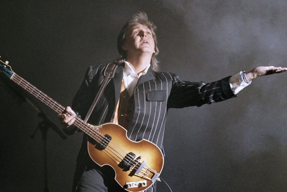 Paul McCartney... (Archives AP)