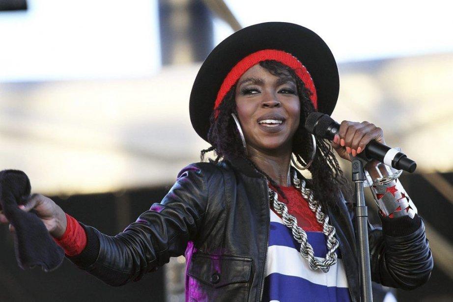 Lauryn Hill à Coachella en 2011.... (Photo: archives AP)