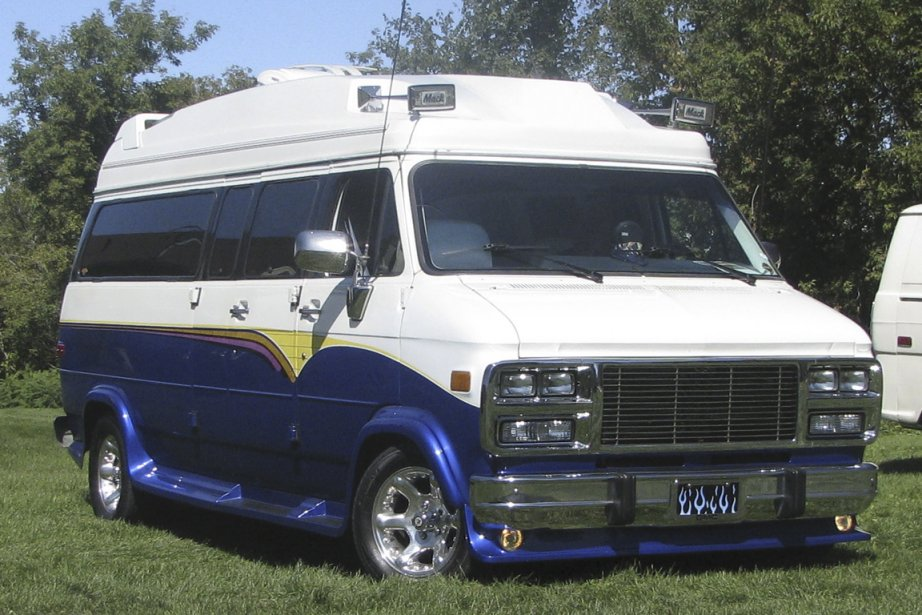 Chevrolet Van  Wikipedia