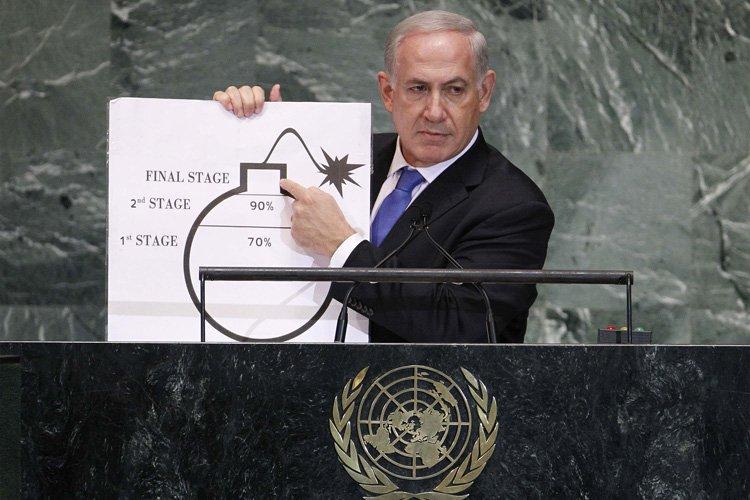 Dans un discours prononcé en septembre devant l'ONU,... (Photo: Reuters)