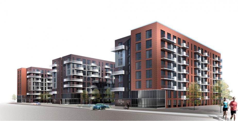 Un tout nouveau quartier pointe claire - Immeuble ecologique ...