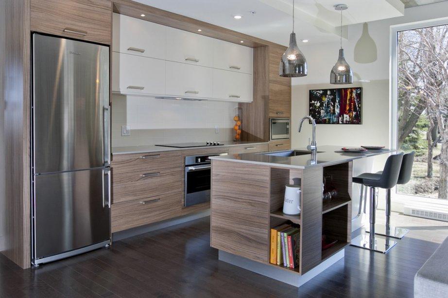Un tout nouveau quartier pointe claire - Armoire de cuisine a bas prix ...