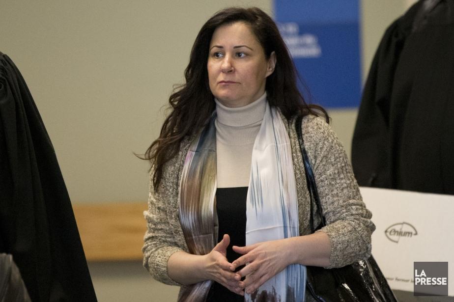 Adèle Sorella... (Photo David Boily, La Presse)