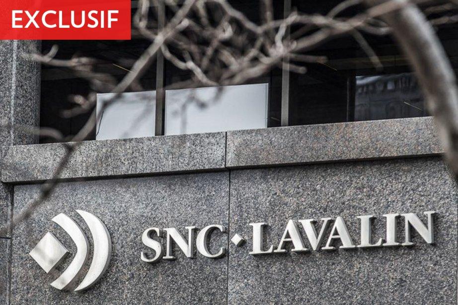 SNC-Lavalin a décidé de saborder sa filialeSNC-Lavalin International... (Photo Olivier Pontbriand, La Presse)