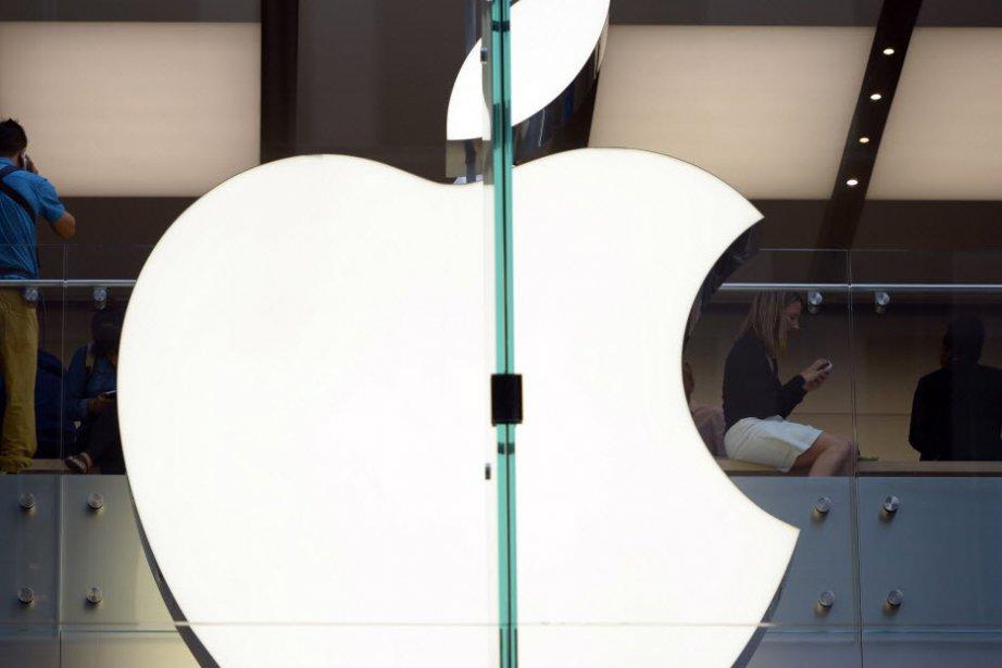 L'emprunt obligataire lancé par le groupe informatique Apple a atteint le...