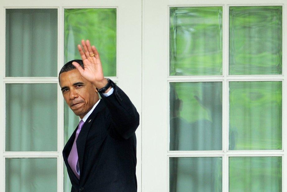 Le président américain Barack Obama.... (PHOTO)