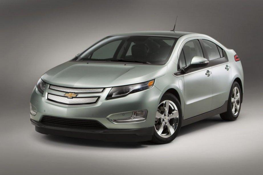 GM est notamment le constructeur de la Chevrolet... (Photo fournie par GM)