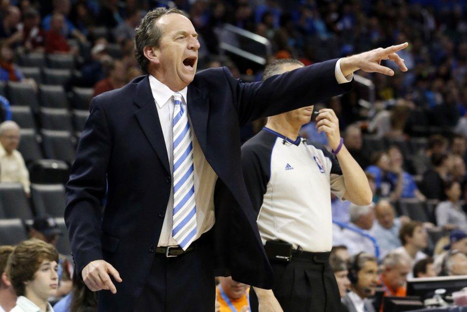 L'entraîneur des Bucks de Milwaukee, Jim Boylan.... (Photo Sue Ogrocki, AP)