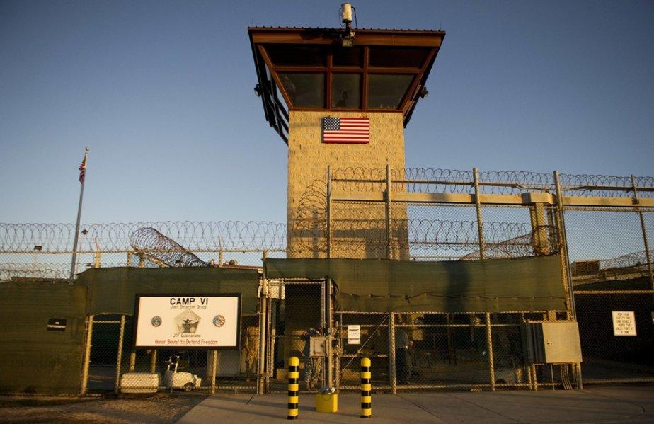 La prison de Guantanamo.... (Photo Agence France-Presse)