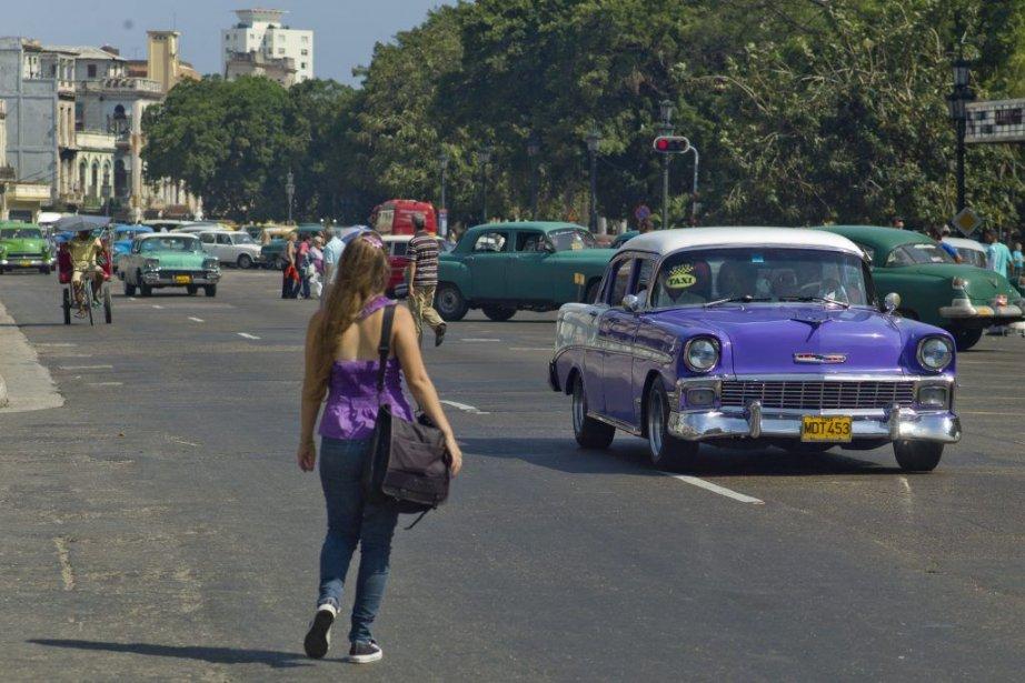 La Havane... (PHOTO David Boily, ARCHIVES LA PRESSE)
