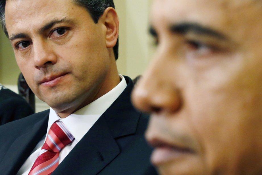 Il s'agit du quatrième déplacement de Barack Obama... (PHOTO KEVIN LAMARQUE, ARCHIVES REUTERS)