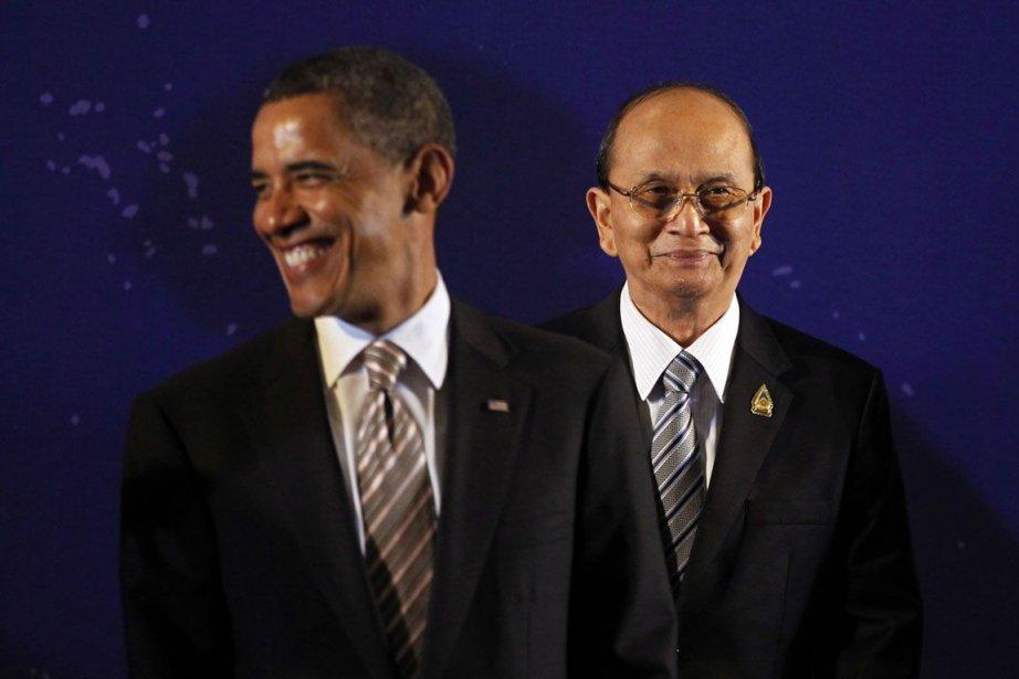 Le président des États-Unis, Barack Obama, recevra son... (Photo Reuters)