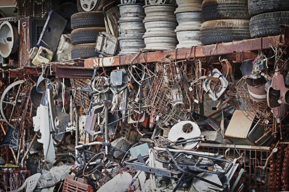 Le centre de «rénocyclage» comprendrait plusieurs biens et... (Photos.com)