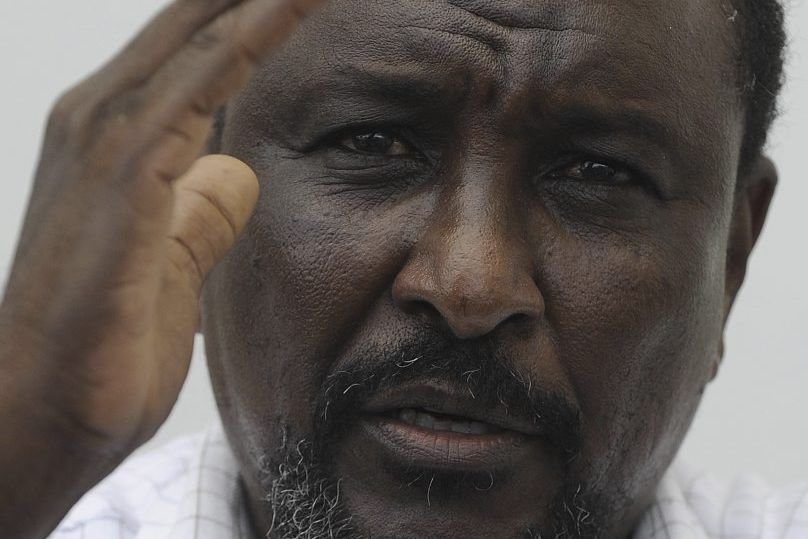 Mohamed Abdi Hassan, l'un des pirates les plus... (PHOTO TONY KARUMBA, AFP)