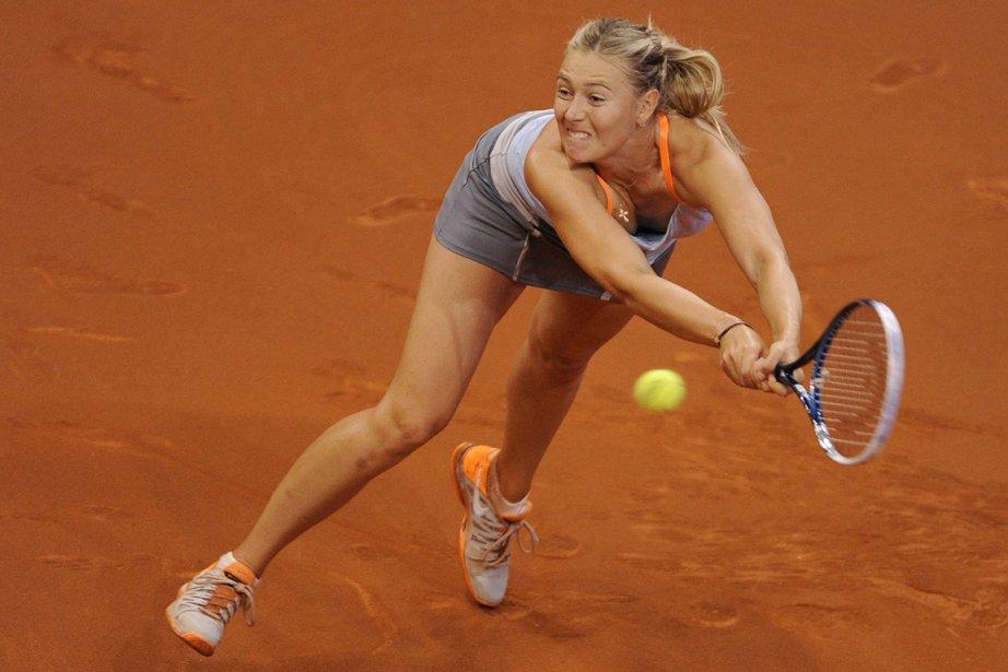 Maria Sharapova... (Photo Daniel Maurer, AP)