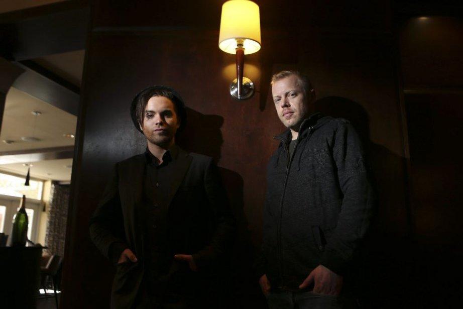 L'acteur Thomas Dekker a été séduit par le... (Photo: Martin Chamberland, La Presse)