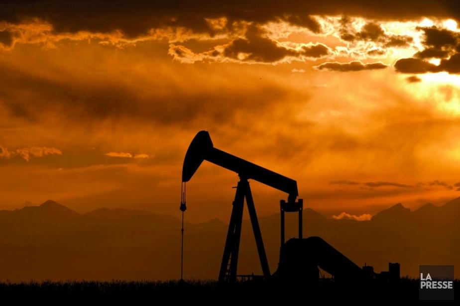 Le prix du pétrole coté à New York a de nouveau terminé en... (Photo d'archives)
