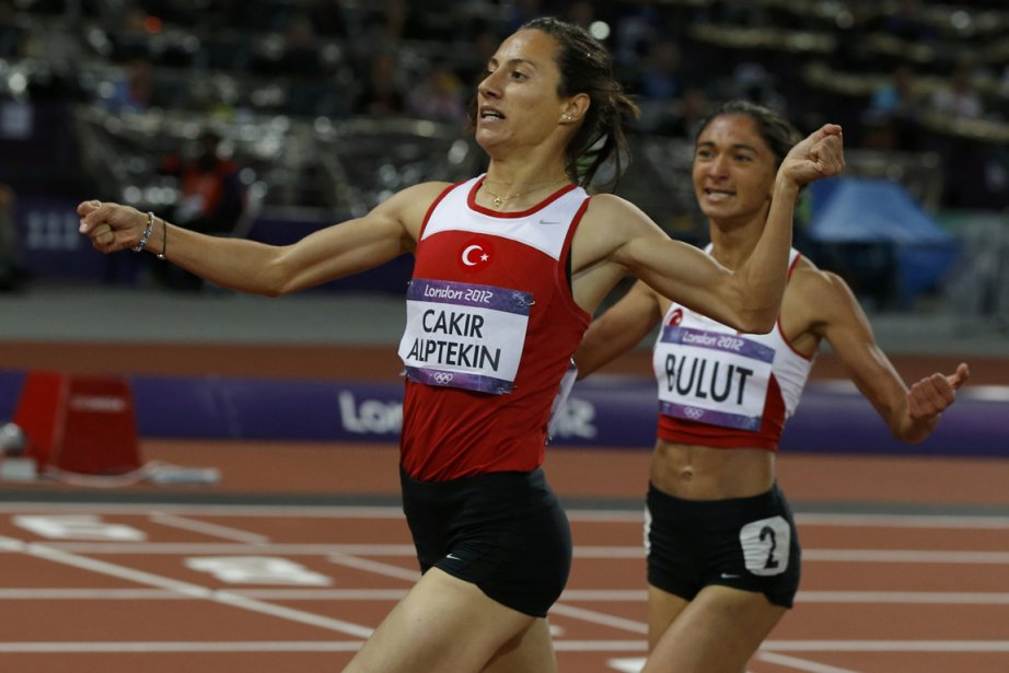La Turque Asli Cakir Alptekin a remporté la... (Photo Phil Noble, Reuters)